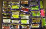 Съедобная резина для рыбалки