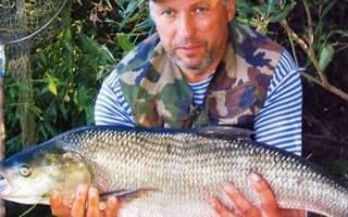 Река кигач рыбалка