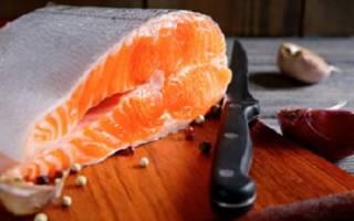 Как хранить соленую семгу в домашних условиях