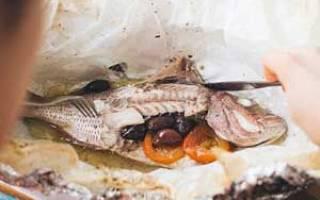 Блюда из нежирных сортов рыбы