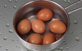 Фаршированные яйца тунцом