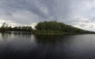 Рыбалка на реке ловать