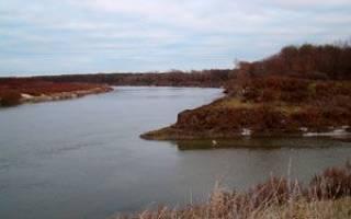 Река сура рыбалка