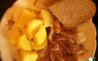 Сельдь в горчичном соусе в домашних условиях