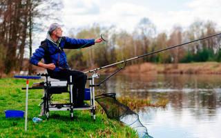 Рыбалка в апреле