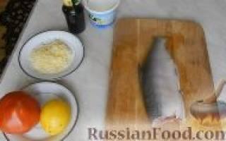 Блюда из молочной рыбы