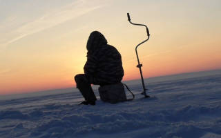 Зимняя рыбалка в ленобласти
