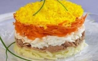 Салат из рыбных консервов с яйцом рецепты