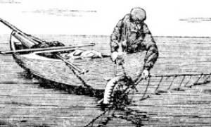 Переметы рыболовные своими руками
