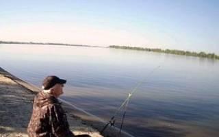 Рыбалка в мае на оби