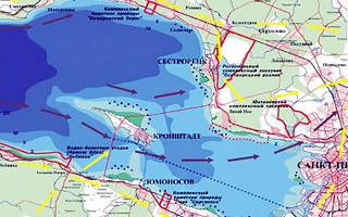 Рыбалка финский залив