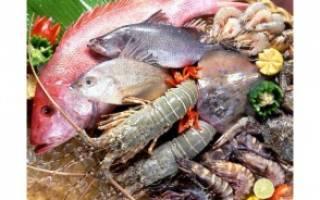 Сколько ккал в рыбе