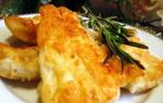 Кляр для рыбы рецепт простой с молоком