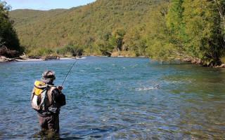 Рыбалка весной на кубани
