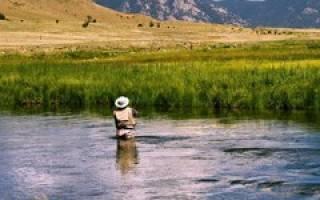 Когда начинается рыбалка весной