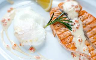 Соус для рыбы из сметаны