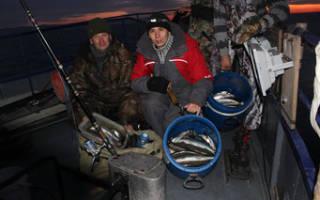 Ночная рыбалка на байкале на омуля