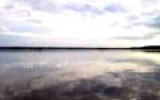 Комсомольское озеро рыбалка
