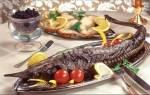 Рыба по царски в духовке рецепт