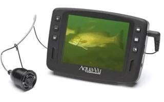 Что лучше подводная камера или эхолот
