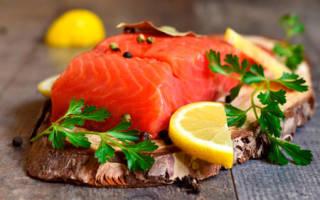 Как посолить красную рыбу в домашних условиях простой рецепт