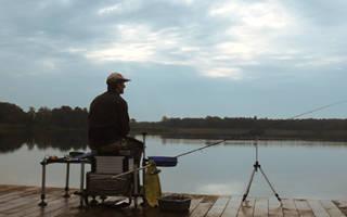 Жижицкое озеро рыбалка
