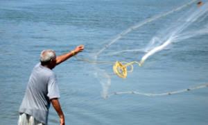 Ловля рыбы неводом