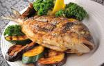 Как приготовить рыбу дорадо