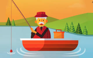 Какой ветер благоприятен для рыбалки