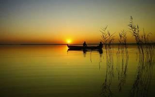 Рыбалка в конце сентября