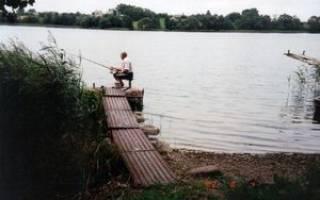 Озеро долгое рыбалка