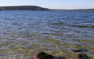 Чусовское озеро рыбалка