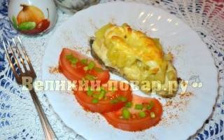 Рецепт рыба лакомка