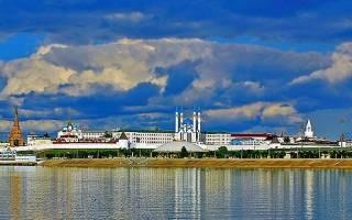 Рыбалка в татарстане