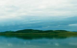 Рыбалка на озере иткуль