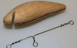 Приманки для рыбалки своими руками