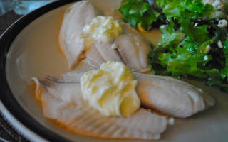 Припущенная рыба рецепт