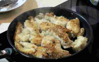 Как вкусно пожарить щуку на сковороде